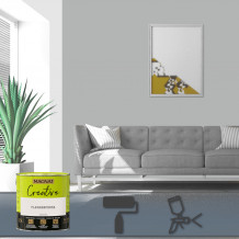Kabe Permuro Akord Kolor Tynk akrylowy natryskowy