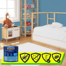 Kabe Farba fasadowa polikrzemianowa Novalit F 5L - parametry