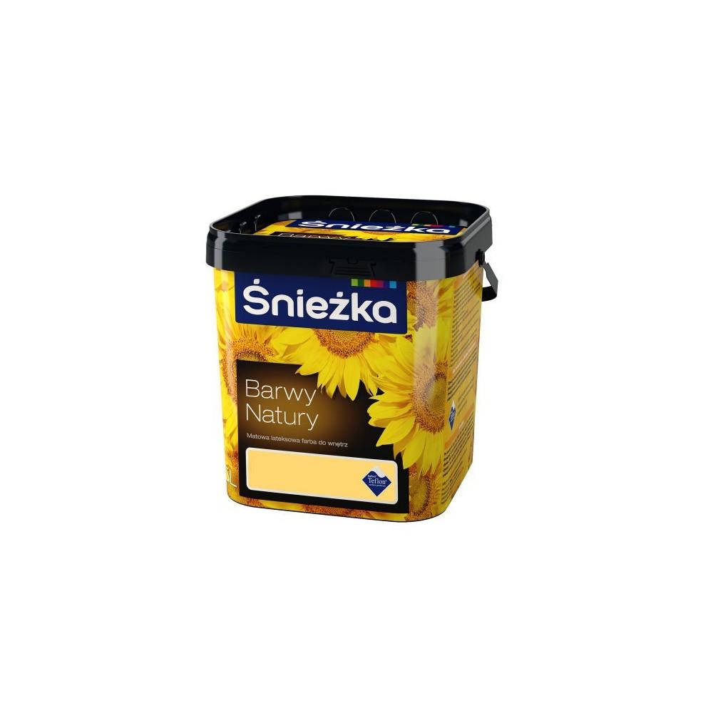 Śnieżka Satynowa 519 Miodowa Słodycz 5L