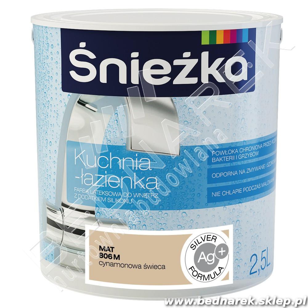 Knauf OXXI S biały - Tynk siloksanowy