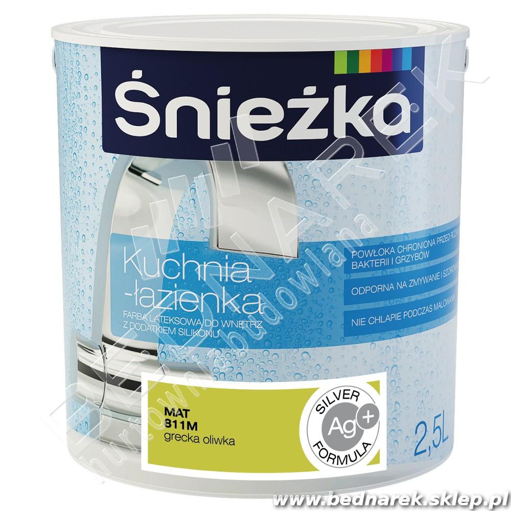 Knauf OXXI S kolor - Tynk siloksanowy