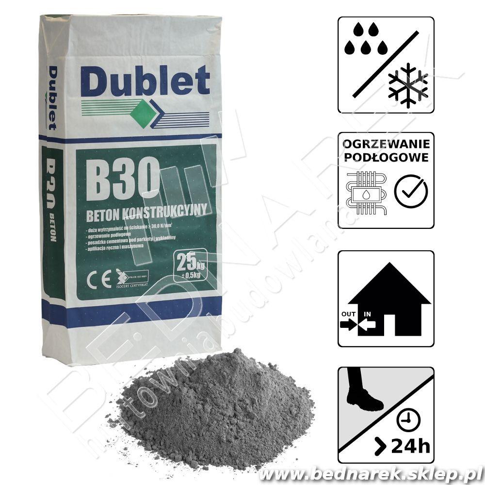 Knauf K5 Marmur/Kamień Biały klej do płytek 25kg