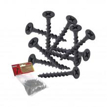 Wełna pokryta czarnym welonem Isover Super Vent 15cm