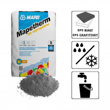 Icopal Siplast Szpachla Szybka Izolacja SBS 5kg
