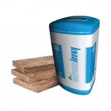 Wełna pokryta czarnym welonem Isover Super Vent 5cm