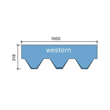 Magnat Ceramic Kitchen&Bathroom B3 Zroszony Awenturyn 2,5L