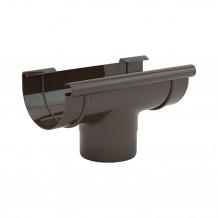 Ściana pomalowana farbą lateksową Magnat Non Reflex 10L w kolorze białym