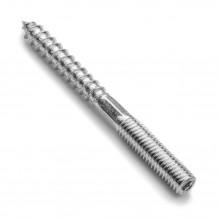 Bryza odzyskiwacz wody deszczowej 90mm Brąz