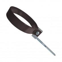 Łapacz deszczówki o średnicy 90mm kolor brąz firmy Bryza