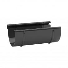 Rynna PVC 75mm 4mb Gamrat kolor ciemny brąz RAL 8019