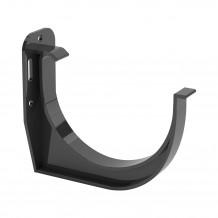 Plastikowa rynna 100 mm Gamrat w kolorze brązowym i długości 3mb