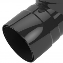Narożnik wewnętrzny rynny 125mm Gamrat Brąz