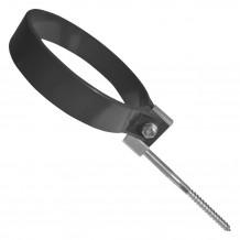 Narożnik zewnętrzny 75mm Rynna PVC Gamrat kolor ciemny brąz RAL 8019