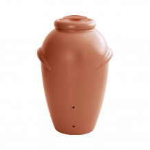 Uchwyt rynnowy 125mm Rynna PVC Gamrat kolor ciemny brąz RAL 8019