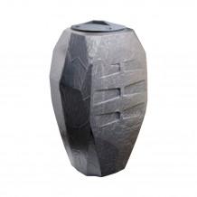Denko rynnowe prawe 100mm Rynna PVC Gamrat kolor ciemny brąz RAL 8019