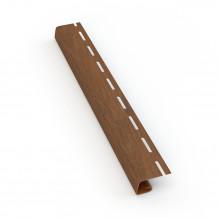 Trójnik rury spustowej 90/90/90 Gamrat Brąz