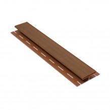Rozgałęziacz do rury spustowej 110mm/110mm/110mm brąz Gamrat