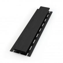 Rynna PVC 100mm 3mb Gamrat kolor grafitowy RAL 7016