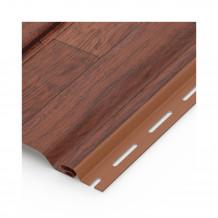 Rynna PVC 100mm 4mb Gamrat kolor grafitowy RAL 7016