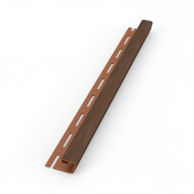 Rynna PVC 125mm 4mb Gamrat kolor grafitowy RAL 7016