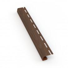 Plastikowa rynna 125 mm Gamrat w kolorze grafit i długości 4mb