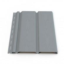 Plastikowa rura 63 mm Gamrat w kolorze grafit i długości 3mb do rynny 75mm
