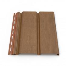 Plastikowa rura 110 mm Gamrat w kolorze grafit i długości 3mb do rynny 125mm i 150mm