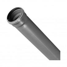 Lej spustowy 75/63 rynna PVC Gamrat kolor grafitowy RAL 7016