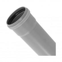 Lej spustowy 100/90 rynna PVC Gamrat kolor grafitowy RAL 7016