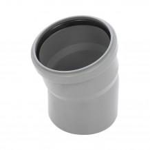Lej spustowy 125/90 rynna PVC Gamrat kolor grafitowy RAL 7016