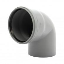 Narożnik wewnętrzny 75mm Rynna PVC Gamrat kolor grafitowy RAL 7016
