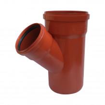 Narożnik zewnętrzny 125mm Rynna PVC Gamrat kolor grafitowy RAL 7016